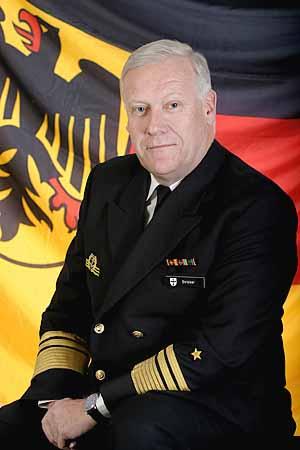 Marineforum - Befehlshaber der Flotte VAdm Stricker-(Foto: PIZM)