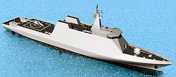 Marineforum BAM - Buque de Accion Maritime (Grafik: Navantia)