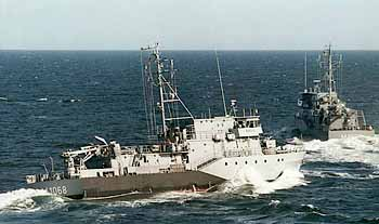 Marineforum - MJ 332 DATTELN  (Foto: BMVg)
