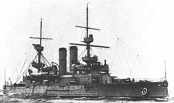 Marineforum - Panzerschiff EIDSVOLL (Foto: Wikimedia)