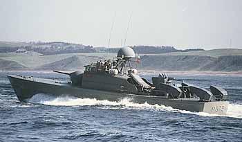 Marineforum - STORM-Klasse (Foto: Archiv Frank)