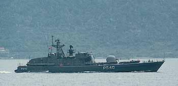 Marineforum - WILLEMOES-Klasse (Foto: Archiv Frank)