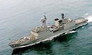 Marineforum BANGABANDHU heißt nun KHALID BIN WALID (Foto: Bangladesh Navy)