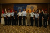 mindef - Minister of Defence Teo Chee Hean officiated at the AACC this morning
