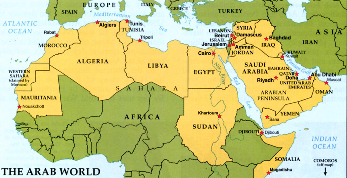 Arabien (Einführungsdossier), Felix Arabia