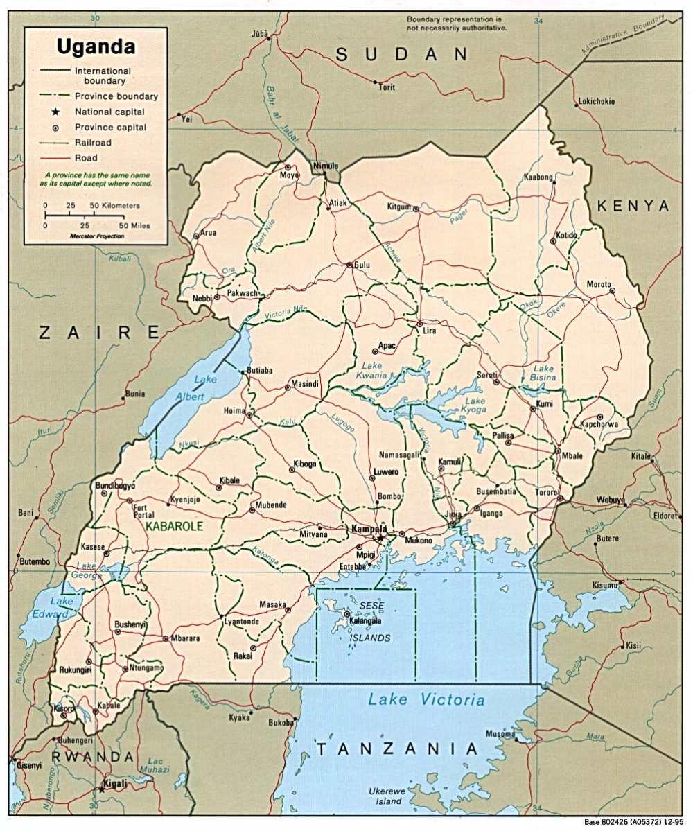 Bantu-Afrika: Uganda