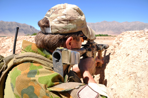 Afghanistan — Gunfire to Governance at Gizab