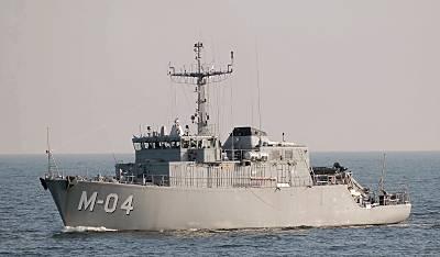 Marineforum - IMANTA soll verkauft werden (Foto: Deutsche Marine)