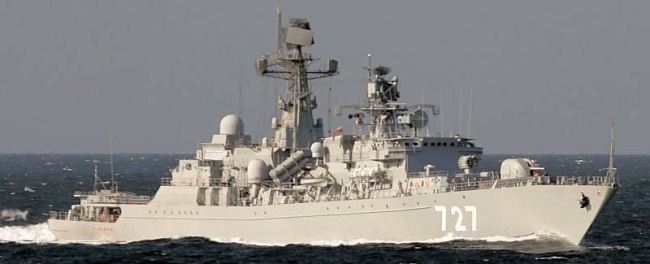 Marineforum - YAROSLAV MUDRIY (Foto: Deutsche Marine)