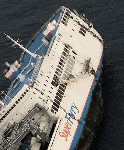 Piraterie/Terrorismus — Passagierschifffahrt und Terrorismus — Eine unterschätzte Gefahr