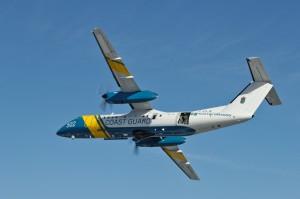 EU NAVFOR Maritime Patroll Aircraft from the Swedish Coast Guard