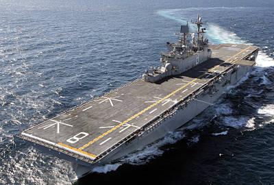 MAKIN ISLAND (Foto: US Navy)