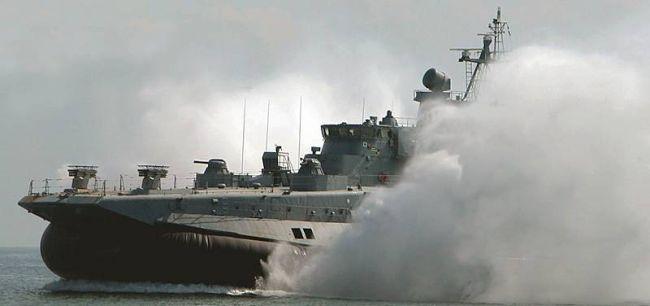 Marineforum - Griechischer POMORNIK (Foto: griech. Marine)