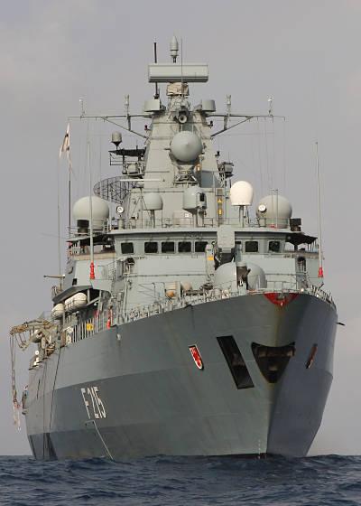 Deutschland — Fähigkeitsanpassung Fregatte 123