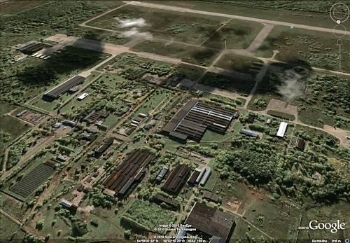 Marineforum - Versorgungslager bei Kolomna (Sat-Foto: Google Earth)
