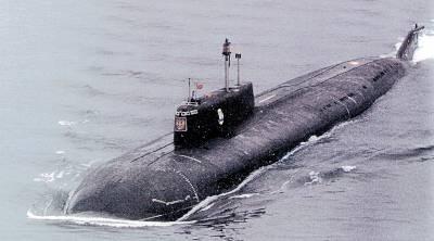 Marineforum - KURSK (Foto: franz. Marine)