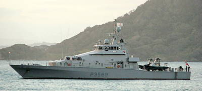 Marineforum - Inshore Patrol Vessel ROTOITI (Foto: neuseel. Marine)