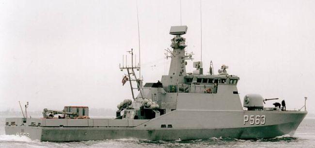 Marineforum - SOELOEVEN wird Taucherboot (Foto: Michael Nitz)