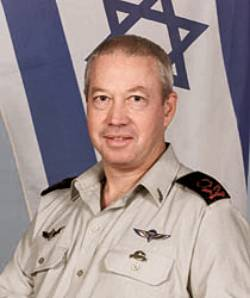 Marineforum - GenMaj Yoav Galant (Foto: IDF)