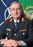 General Manfred Lange, new Chief of Staff