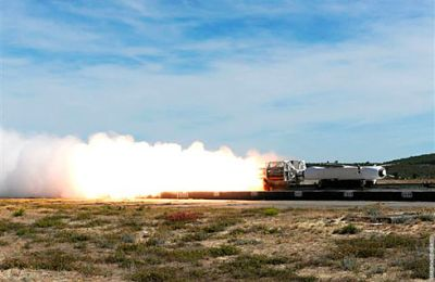 MBDA Conducts Successful Demonstrations of New Bunker Buster Warhead. (c) MBDA