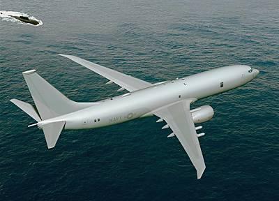 Marineforum - P-8 Poseidon (Grafik: Boeing)