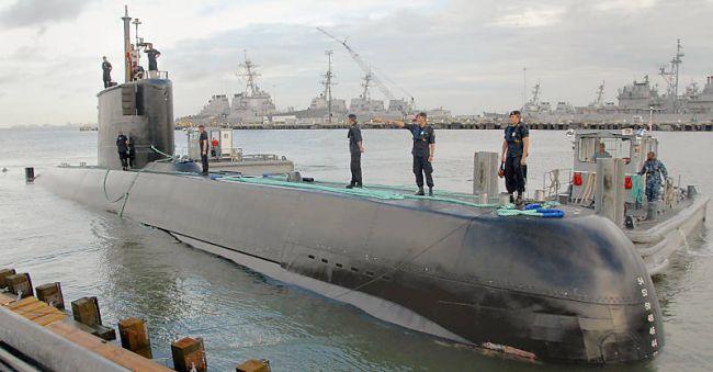 Marineforum - UTVAER macht in Norfolk fest (Foto: US Navy)
