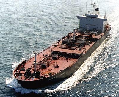 Marineforum - Alter T-5 mod Tanker MATTHIESON (Foto: MSC)
