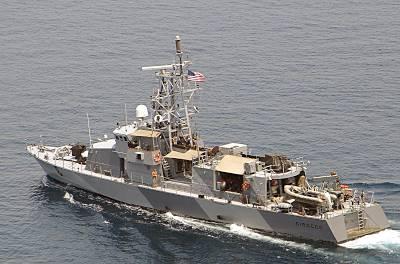 USA — Probleme bei den Küstenpatrouillenbooten der CYCLONE-Klasse