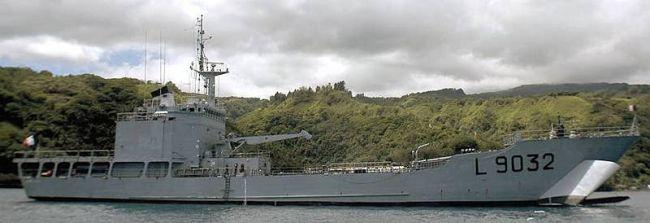 Marineforum - DUMONT D'URVILLE (Foto: franz. Marine)