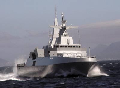 Marineforum - Fregatte der VALOUR-Klasse (Foto: südafr. Marine)