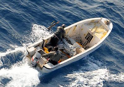 Update Piraterie — Konzentration auf die offenen Seegebiete des Somaliabeckens