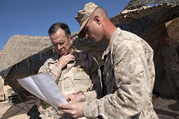 Mullen Gets Unvarnished Look at Afghanistan Mission