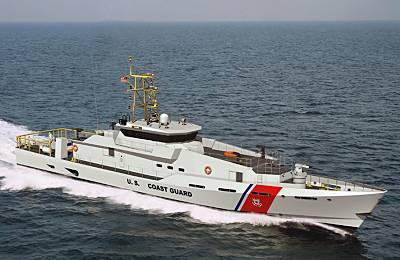 USA — Zuschlag für den Bau von Fast Response Cutter (FRC) der SENTINEL-Klasse