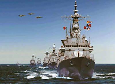 Marineforum - Südkoreanischer Flottenverband (Foto: ROK Navy)