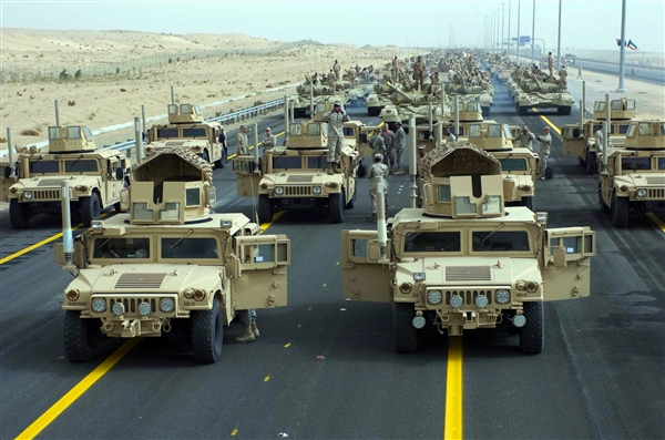 U.S., Kuwait Mark Gulf War 20th Anniversary