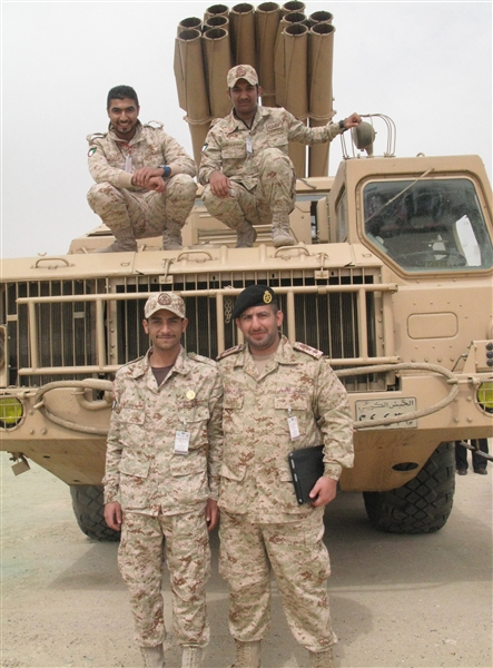 Kuwaiti Troops Recall Invasion, Friendships Forged