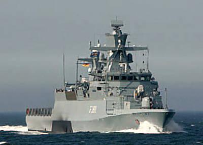 Korvette K-130 BRAUNSCHWEIG