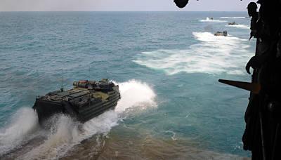 Marineforum - Erste amphibische Übung bei Cobra Gold 2011 (Foto: US Navy)