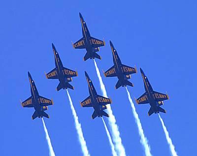 Marineforum - Blue Angels (Foto: US Navy)