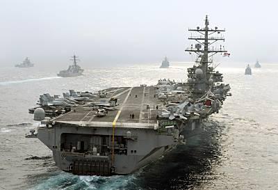 Marineforum - RONALD REAGAN Carrier Strike Group (Foto: US Navy)