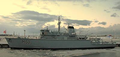 Marineforum - Neue SKALVIS in Klaipeda (Foto: lit. Marine)