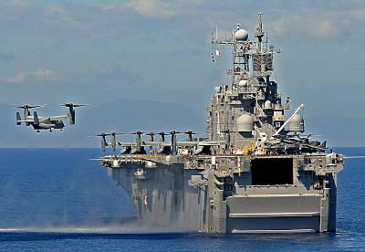 Marineforum - NASSAU (Foto: US Navy)