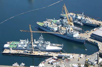 Marineforum - Marinestützpunkt Esqumalt (Foto: wikipedia.com)