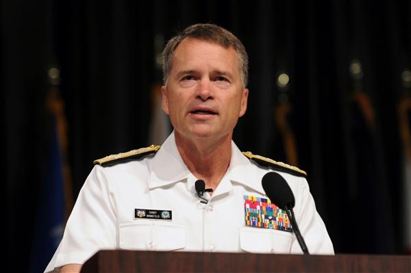 Winnefeld Mixes Battlefield, Pentagon Expertise