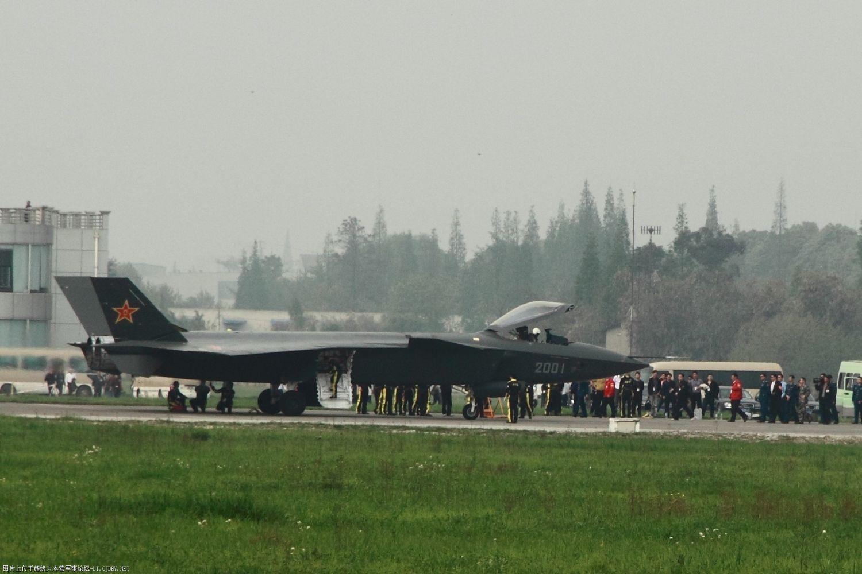 Asien — Chinas neuer Stealth-Jäger – J‑20