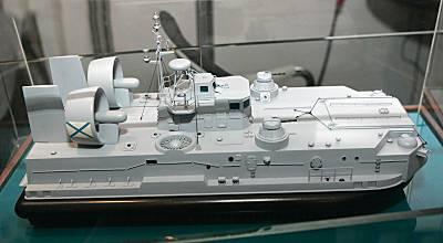 Marineforum - MURENA-E im Modell (Foto: Michael Nitz)
