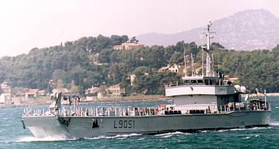 Marineforum - SABRE (Foto: Bernard Prezelin)