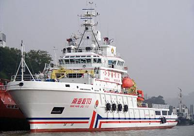 Marineforum - DONG HAI JIU 113 (Foto: china-defense.com)