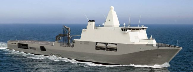 Marineforum - Die künftige KAREL DOORMAN